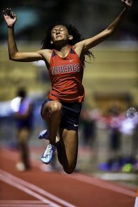 Wolverines, Lakers shine at Bob Shaffer Track Classic
