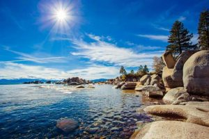 Improvements coming to Tahoe City's Speedboat Beach