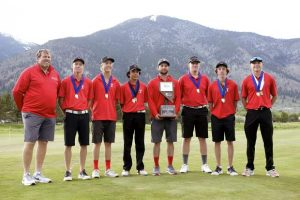 Truckee boys win state golf championship — first title since 2009