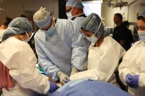 Truckee, North Tahoe students get real world experience in the operating room