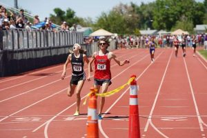 Truckee track and field athletes break school records, claim gold at regionals