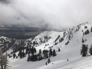 Rain, snow forecast through Memorial Day; Squaw hits 700 inches for season