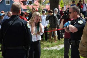 Truckee High's mock car crash encourages students to drive responsibly