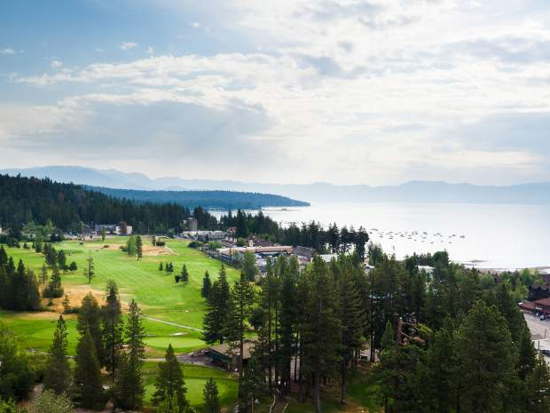 Tahoe City Golf Course is offering $5 green fees to fathers this Sunday.