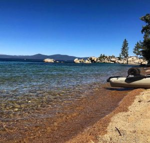 Website helps visitors explore Lake Tahoe beaches