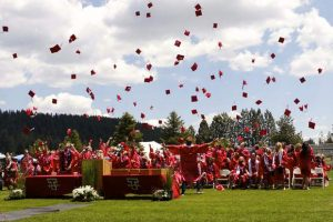 Truckee High Class of 2019 celebrates commencement: 'The final day we will stand as one' (PHOTO GALLERY/VIDEO)