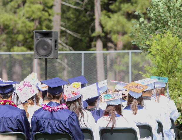 The Martis Camp Community Foundation awarded $220,000 in scholarships to students grduating from Truckee and North Tahoe high schools this year.