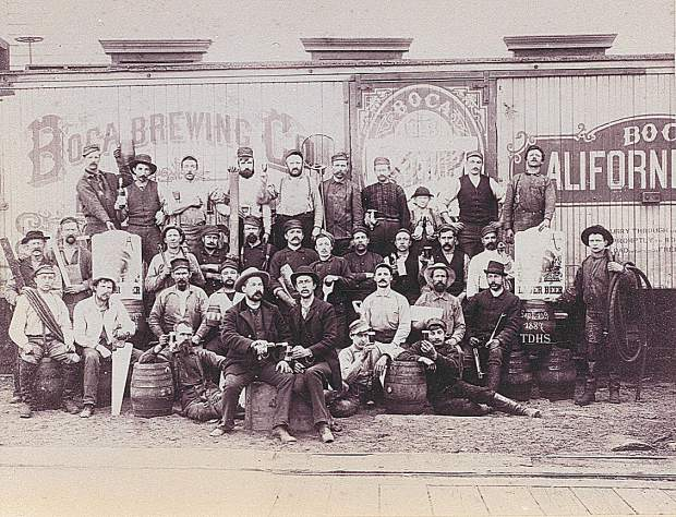 Due to the Gold Rush started in 1849, there were many immigrants who had come from other countries to California, including a former brew master, Leonhard Friedrich from Baden, Germany. He knew how to make a delicious lager beer.