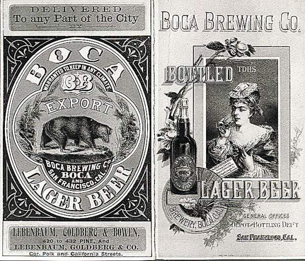 In summary, without the Transcontinental Railroad, California would have been deprived of its first lager.