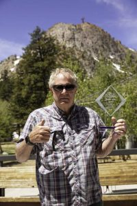 Squaw Valley's Jimmy King earns lifetime achievement award