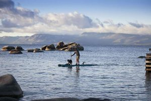 Tahoe SUP wins Outside Magazine Gear of the Year award