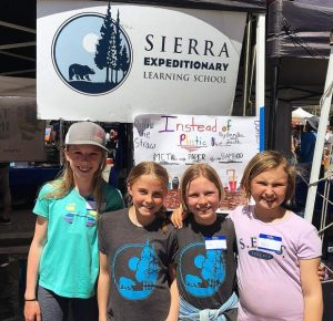 Principal's Corner: Connecting SELS students with Truckee community