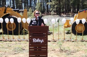 Raley's construction breaks ground on new grocery in Truckee
