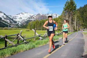 Local athletes sweep first place at Squaw Half Marathon
