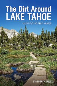 Author dubs book the ultimate hiking guide around Lake Tahoe