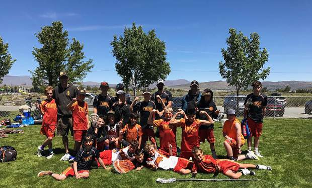 Growing the sport of Lacrosse in Truckee