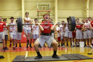 Truckee's Wolverines 'clean' up at annual lift-a-thon
