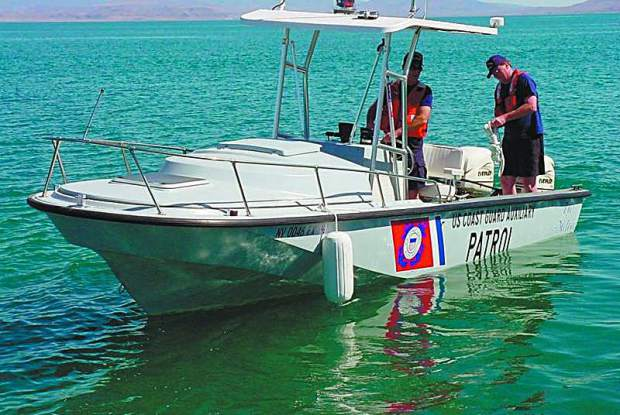 Crews from the U.S. Coast Guard Station in Lake Tahoe will join hundreds of law enforcement agencies from around the nation to participate in Operation Dry Water this holiday weekend.