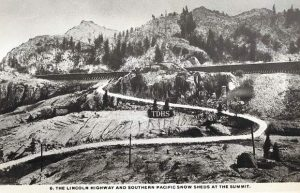 HISTORY: Going to Donner Lake … on the Lincoln Highway