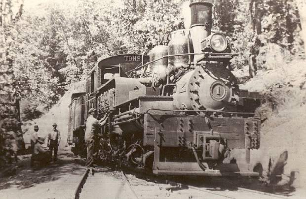 Narrow gauge (primarily 3 foot gauge) logging railroads solved the problem of moving the logs to the mills.