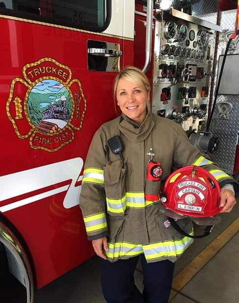 Best of Truckee and North Tahoe winner for Best Firefighter is Laura Brown! See a full list of winners at SierraSun.com.