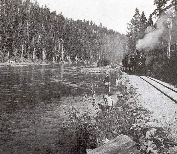 These two railroads opened up Lake Tahoe to a major tourist boom that has extended to this day. The Blisses were the family responsible for this tourist empire.
