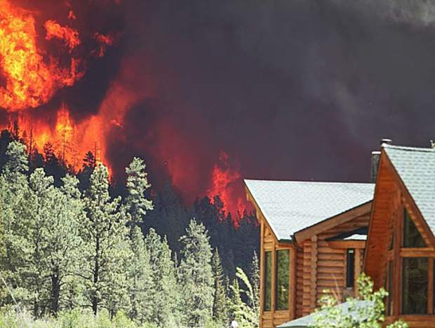 Insurers are looking at more macro information to make decisions like satellite imagery to see where the trees are in relation to the house, ignoring the more important work that people may have done to mitigate wildfire