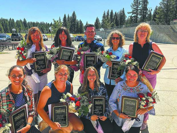 Excellence in Education Foundation honors Tahoe Truckee teachers, staff