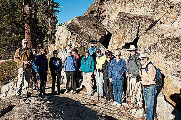 High Sierra Lakes hike is a moderate, 6-mile trek that enjoys incredible vistas, highlighting the beauty of the area seen by emigrants as they passed through the treacherous High Sierra.