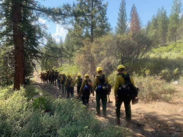 Truckee Hotshots returning to buggies after recertification.