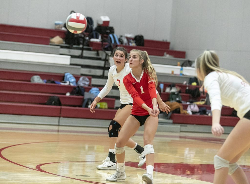 Prep roundup: Wolverines volleyball team continues tear through Northern League (GALLERY)
