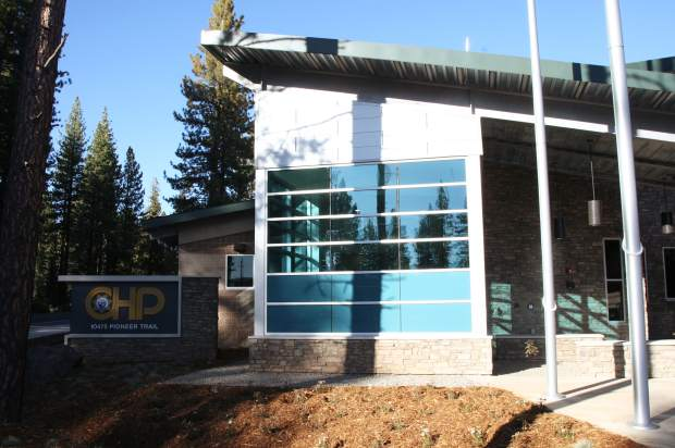 CHP building nearing completion