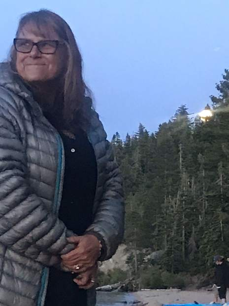 Longtime nurse at Tahoe Forest Hospital Tina Jones has been battling breast cancer on and off for the past decade.