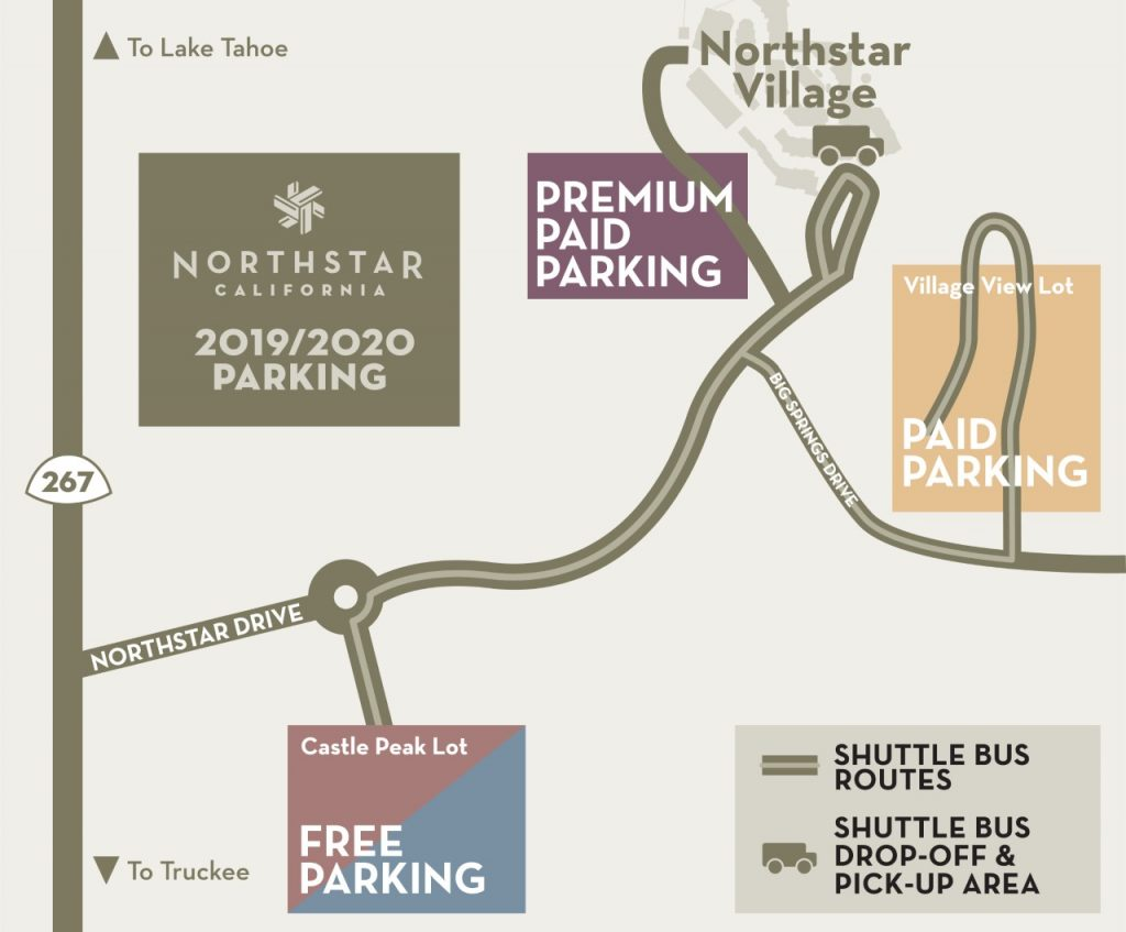 Northstar to charge for parking at Village View this season, aims to reduce congestion