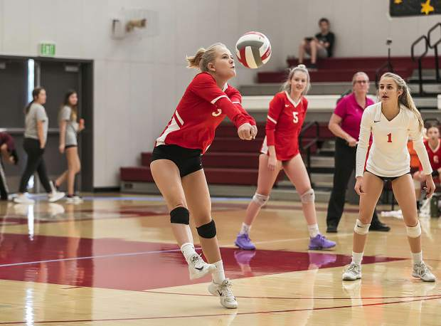 Lady Wolverines remain unbeaten, senior farewell set for Friday, Oct. 18