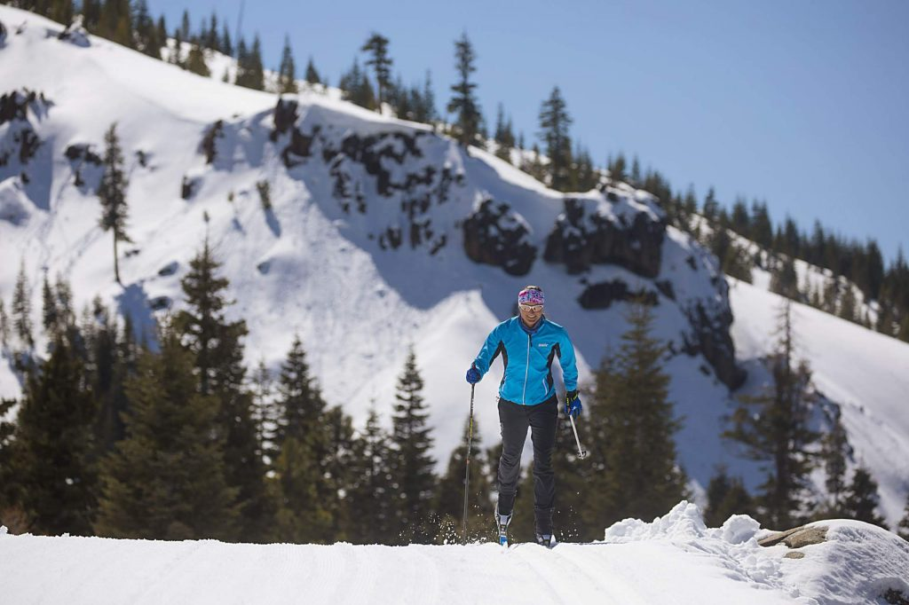 The Tahoe Donner Cross-Country Ski Center is scheduled to open Nov. 28, conditions permitting.