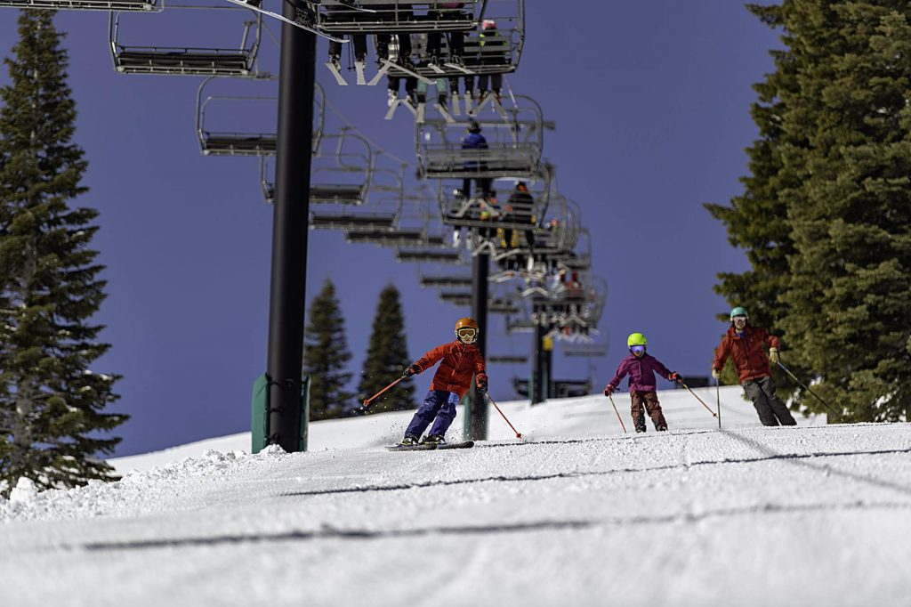 The Tahoe Donner Downhill Ski Resort is tentatively slated to open Dec. 13.