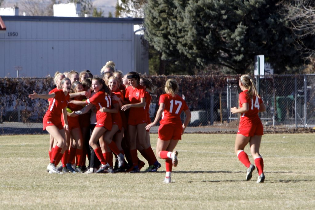 Truckee defeated South Tahoe 2-0 on Saturday to claim the state championship.