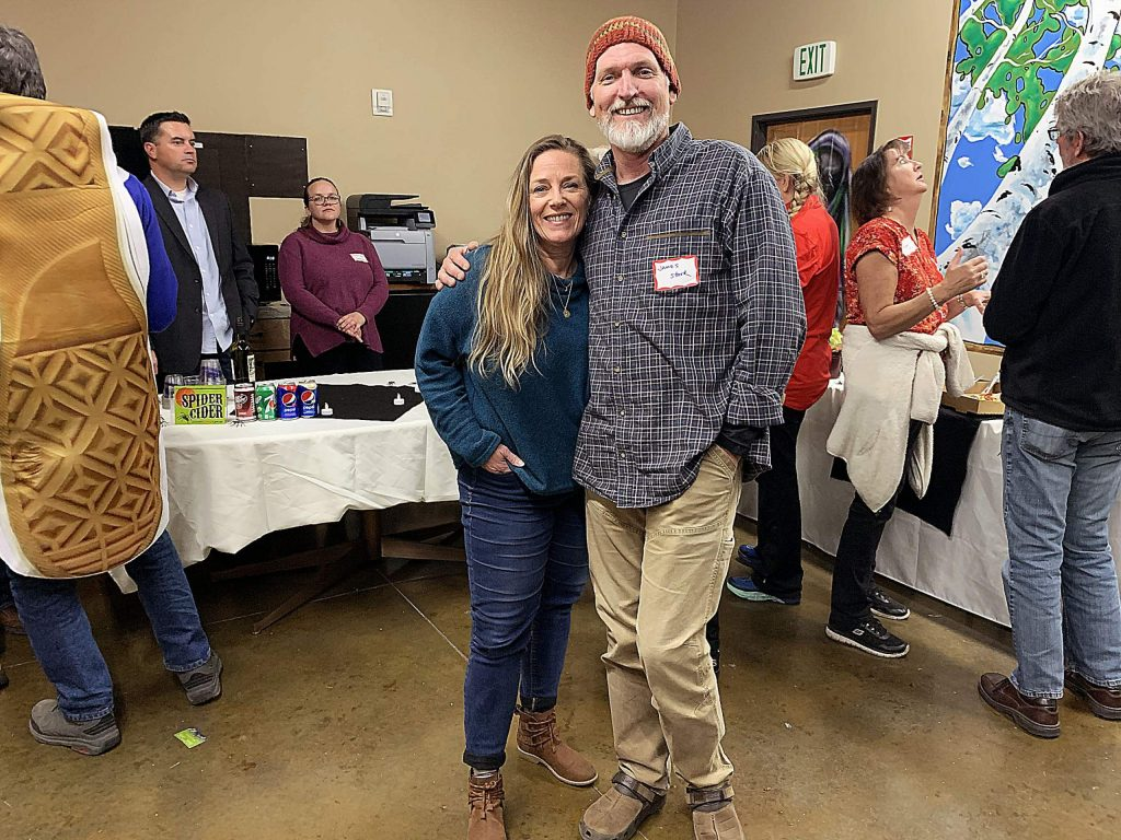 The Sierra Sun hosted a mixer Oct. 29, 2019.