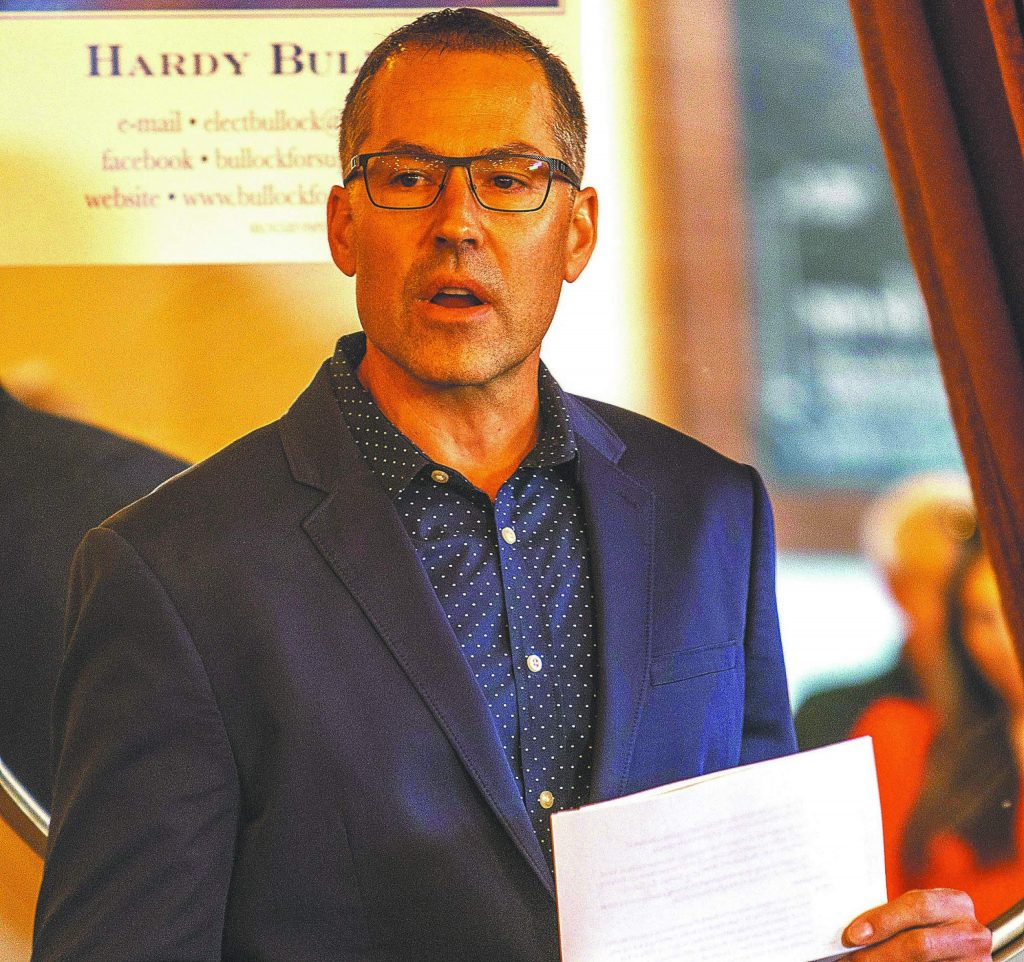 Hardy Bullock unopposed for Nevada County Board of Supervisors seat