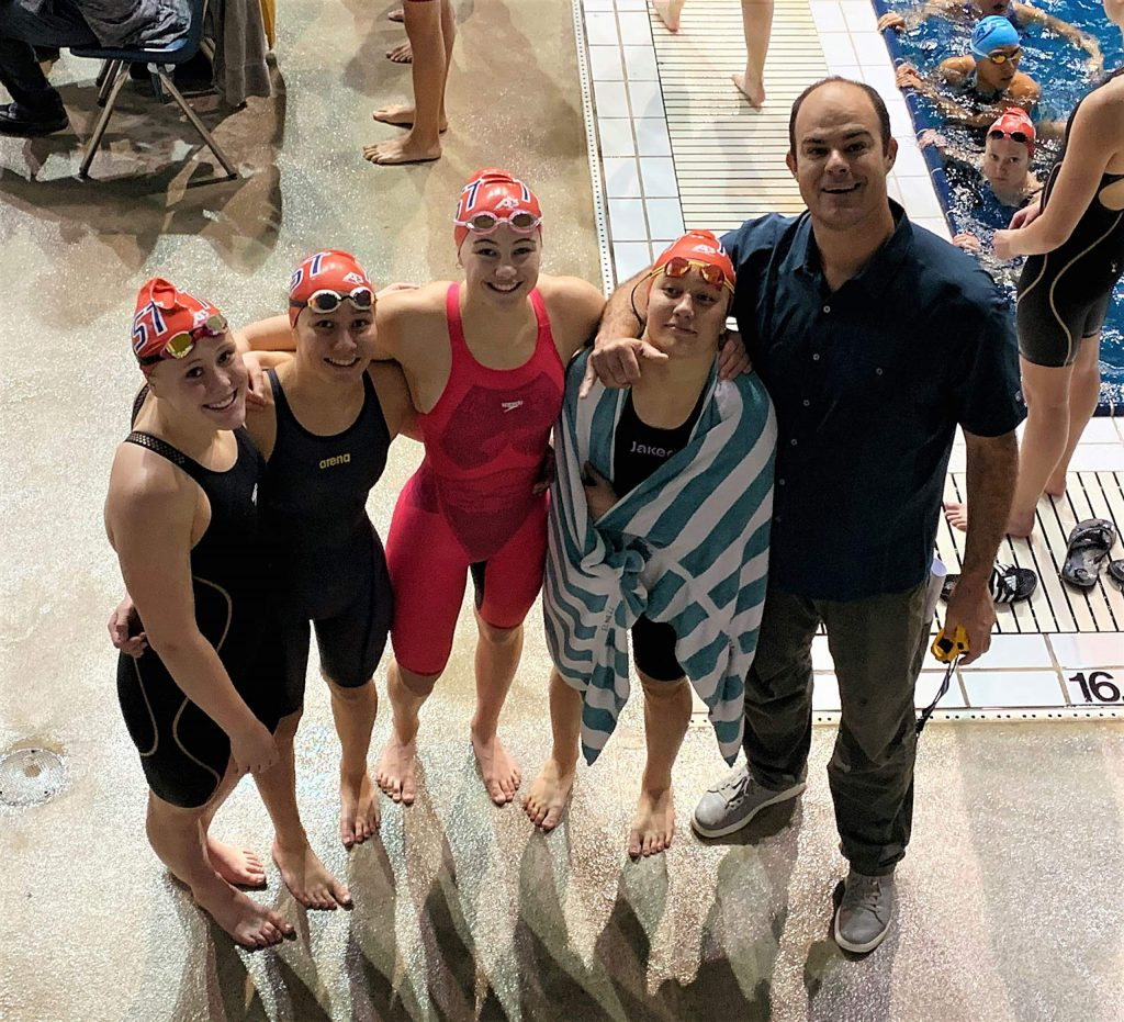 Truckee-Tahoe swimmers break team record, qualify for junior nationals