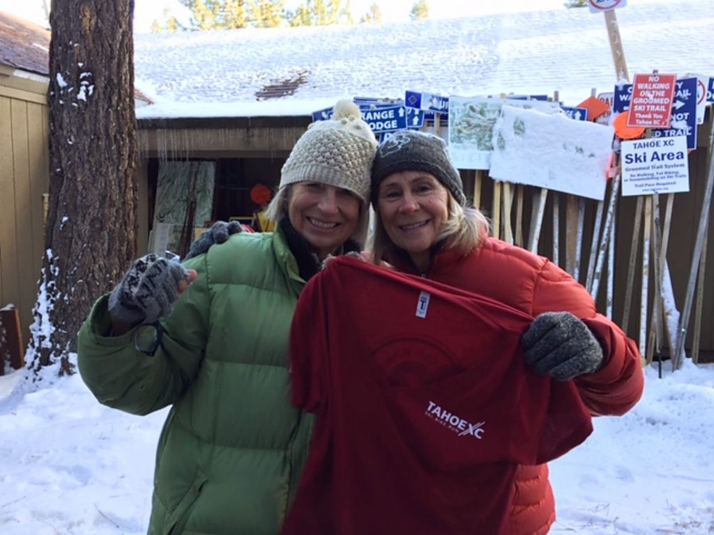 Tahoe Cross-Country Ski Education Association celebrated its 20th anniversary on Sunday with roughly 100 of the area's Nordic skiers.
