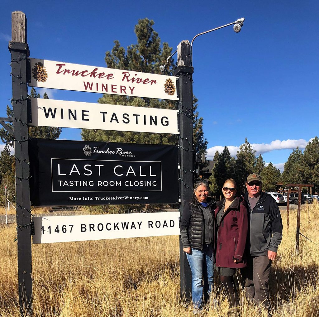 Truckee River Winery issues last call for tasting room