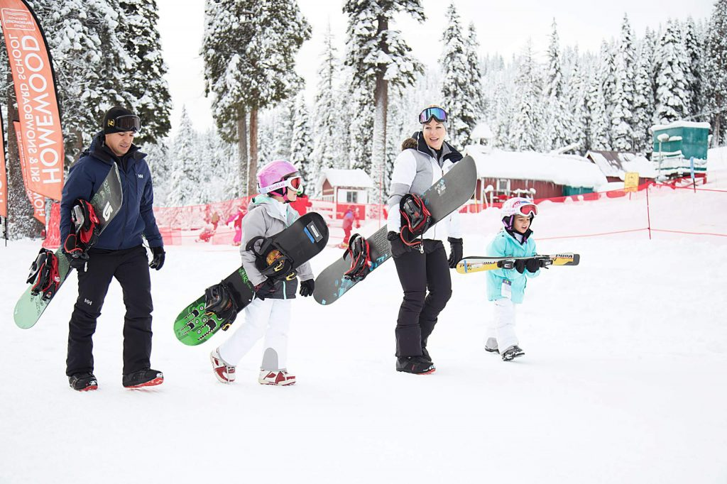 Homewood Mountain Resort to offer free ski and snowboard lessons on Monday