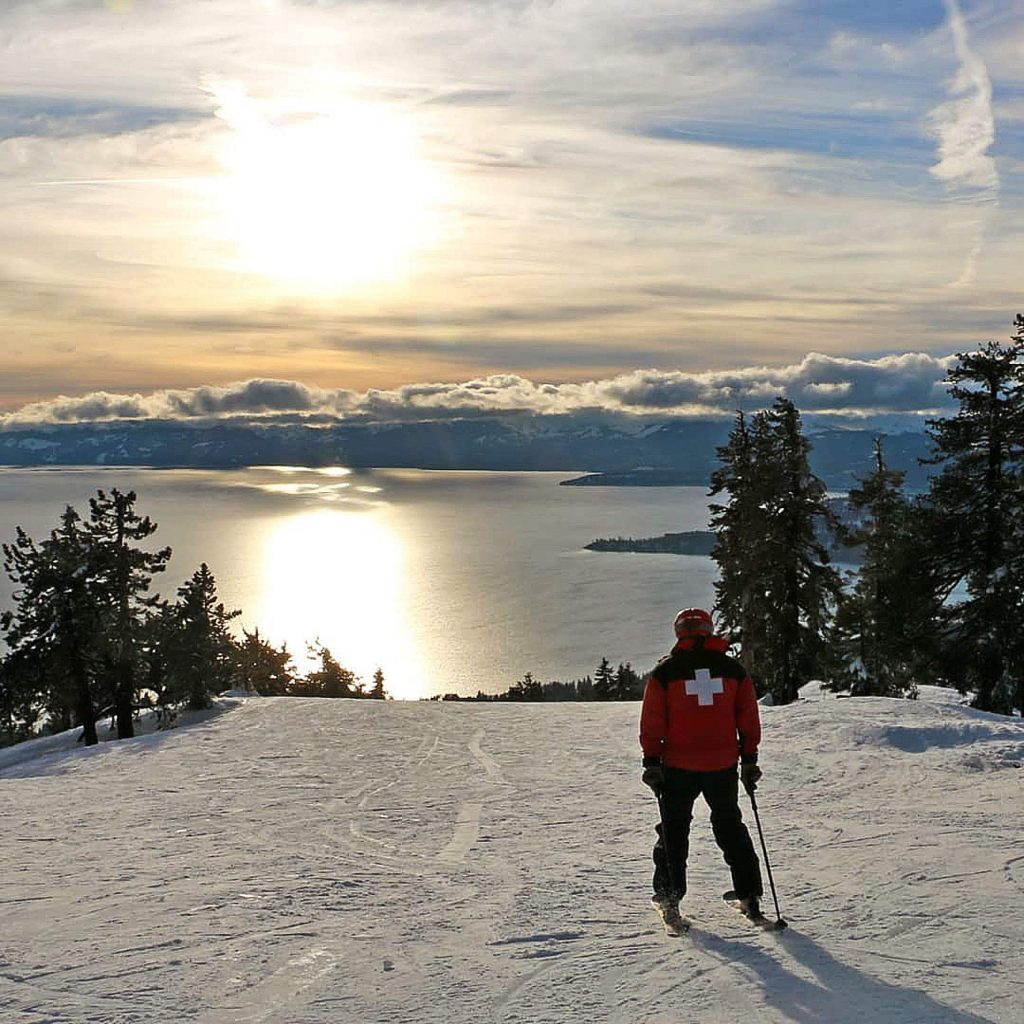 """""""Ski patrols can minimize the danger to an extremely low level, but they can't completely eliminate,"""" Karl Birkeland, director of the U.S. Forest Service Avalanche Center, said in a news release."""