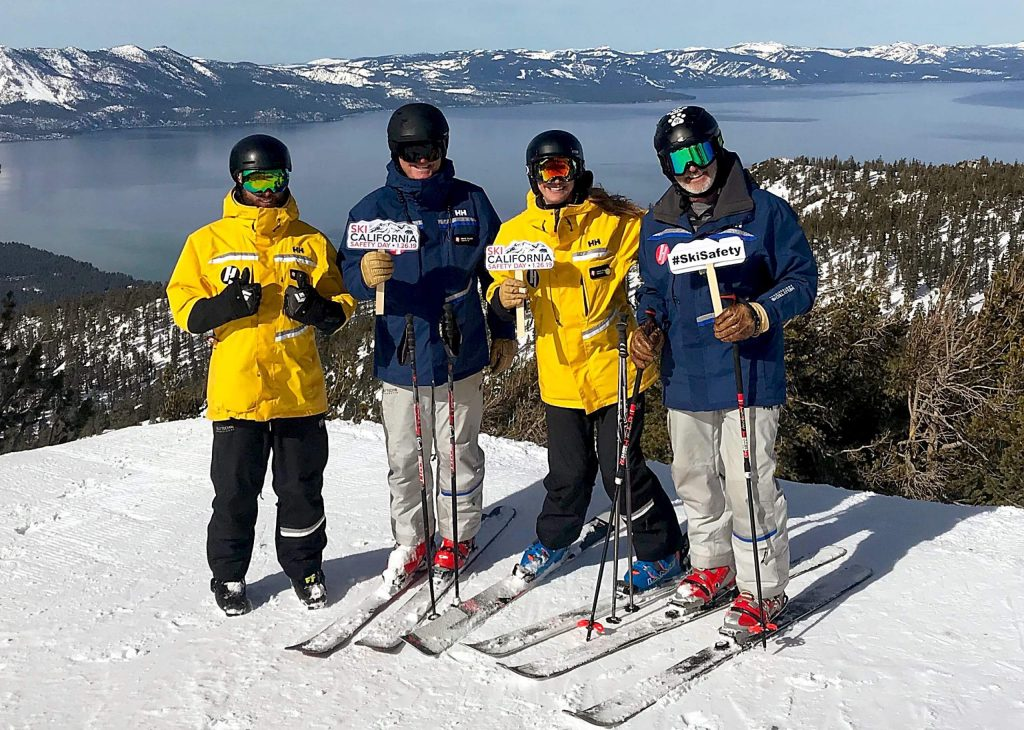 Heavenly Mountain Resort will host many safety events Saturday.