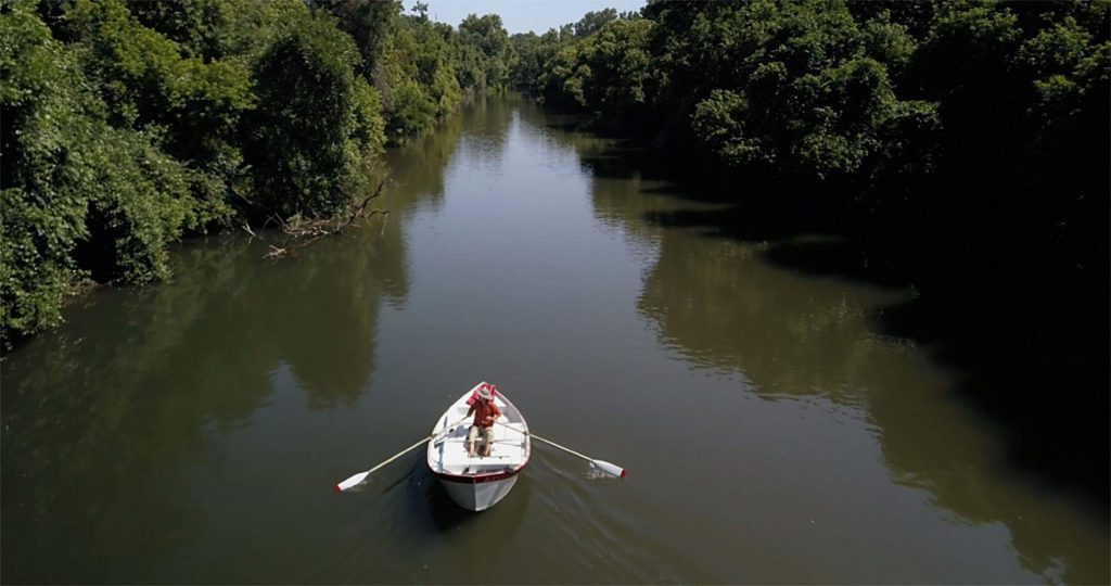In an effort to tell the story of the Sacramneto River and the issues surrounding it, Mitch Dion and Tom Bartels set out on a 300-mile trip down the river from Redding to the Sacramento Delta.