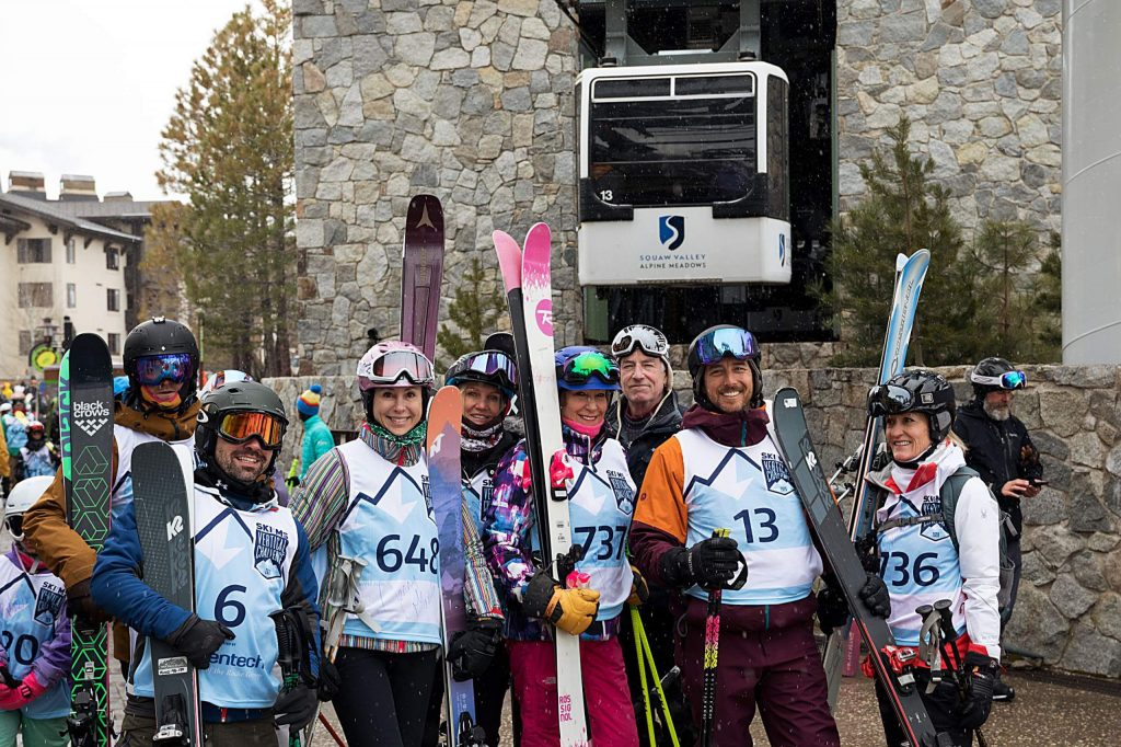 SKI for MS raised $78,088 for families living with multiple sclerosis.
