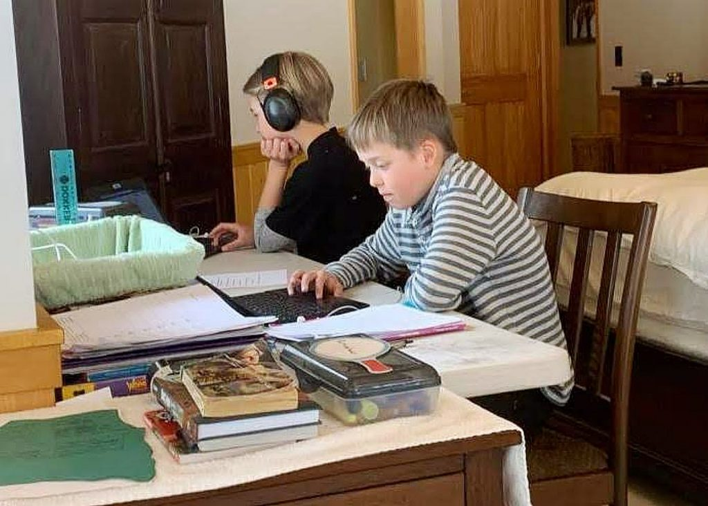 Tahoe Truckee Unified schools have provided Chromebooks to students across the region, along with ordering mobile hotspots for families who do not have internet access at home. Additionally, schools have provided printed packets of school work for parents to bring home.