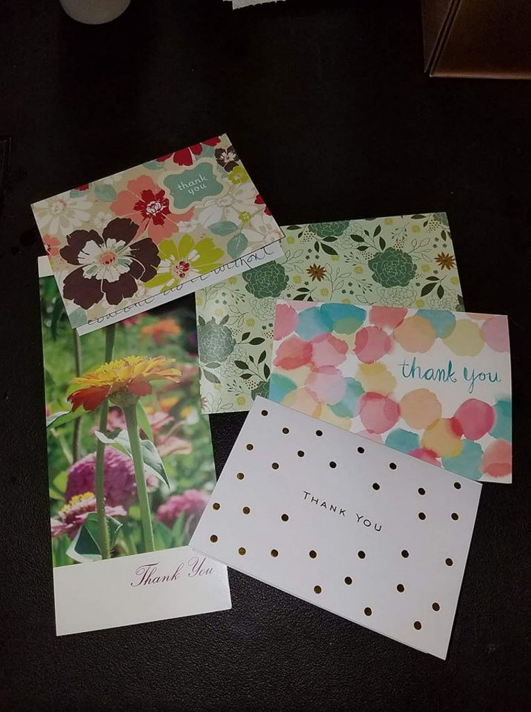 """""""Special Touches""""are meant to help isolated seniors keep a positive perspective. Seniors are even sending handwritten thank you notes in return."""